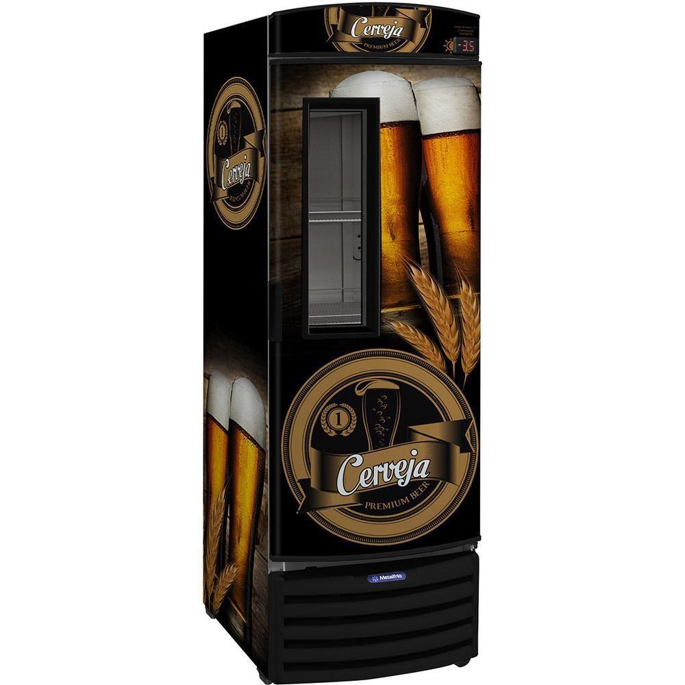 Cervejeira Vertical porta com Visor 434 litros VN44FL – Metalfrio