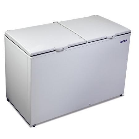 Freezer Horizontal DA420 C/Chave – 419 Litros Metalfrio