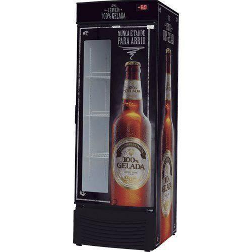 Cervejeira VCFC 565 Litros Com Visor na Porta Fricon