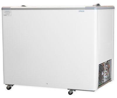 Freezer Horizontal Tampas Vidros Deslizante HCEB 311 Litros Fricon