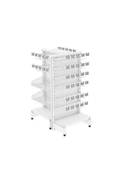 Expositor Check Stand Premium 1,10 x 84 x 55  Amapá