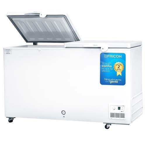 Freezer Industrial Dupla Ação HCED 503 Litros Fricon - freezermetal.com.br