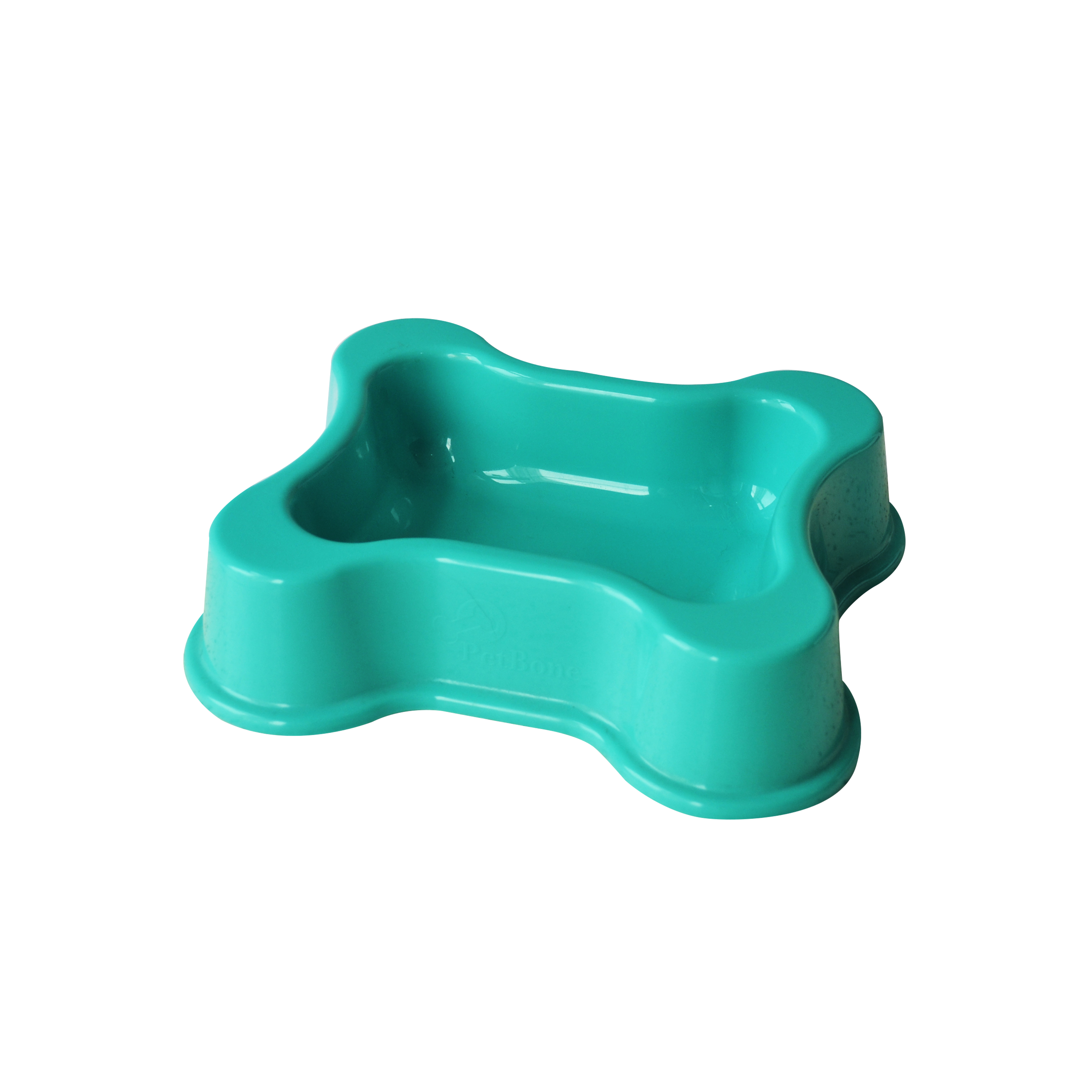 Comedouro ou bebedouro individual ocean green anti-formiga