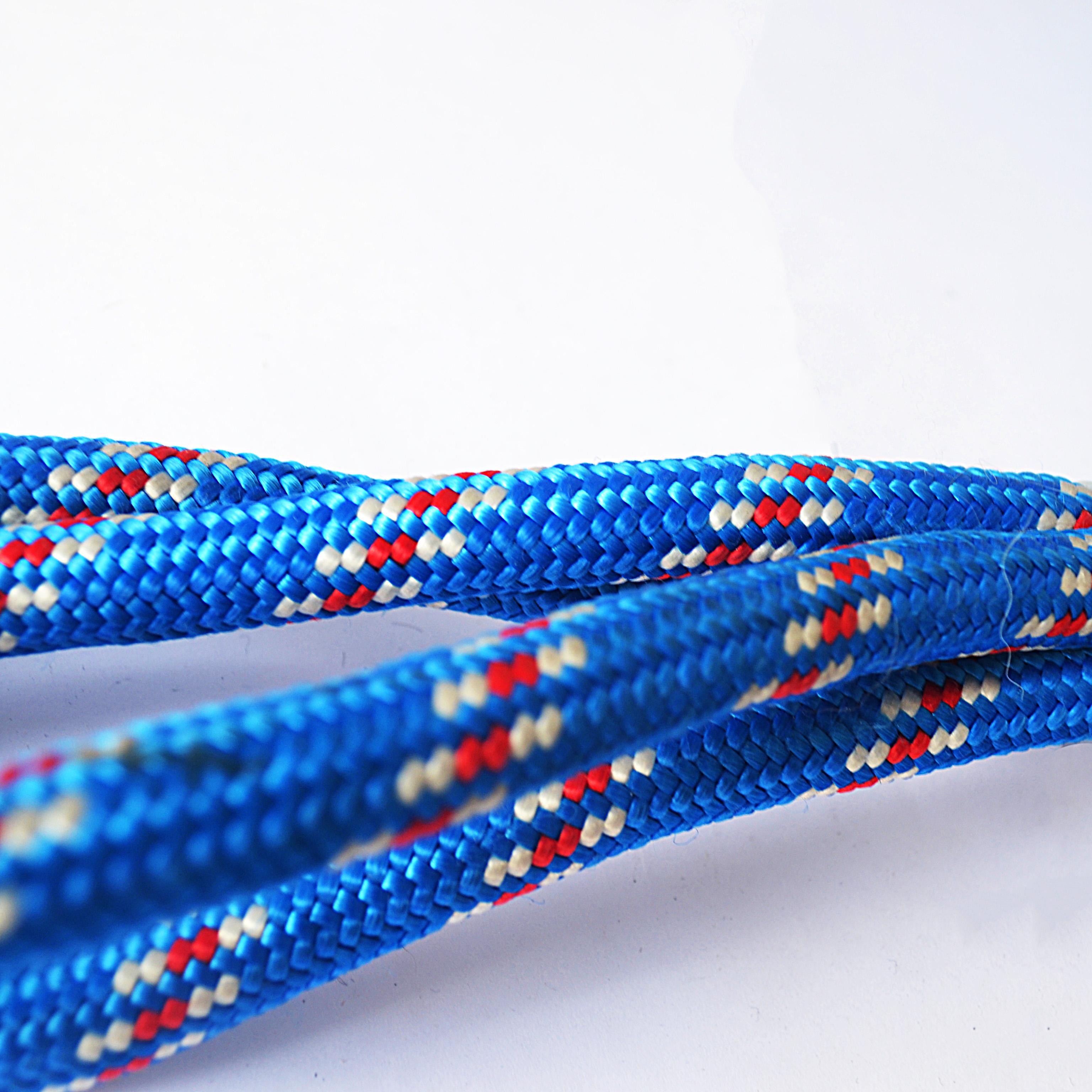Guia de corda resistente blue - mundodaspataspet.com.br
