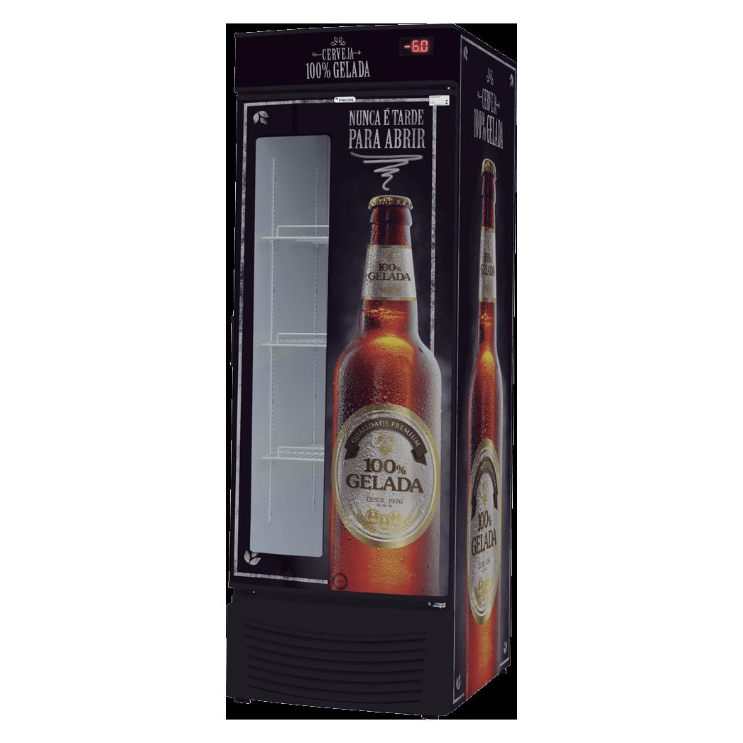 Cervejeira VCFC 565 Litros Com Visor na Porta Fricon - lojafrio.com.br