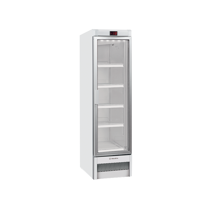 FREEZER EXPOSITOR SLIM METALFRIO 324 LITROS VF28F 110v