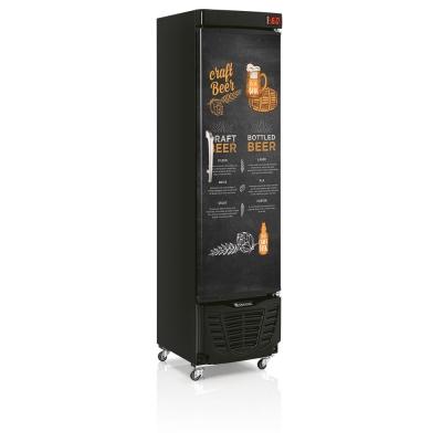 Cervejeira Porta Cega Slim Gelopar 230 litros GRBA-230E CB-110v