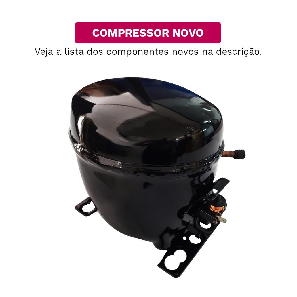 CERVEJEIRA METALFRIO DUPLA EXPOSITORA 1100 LITROS 1° LINHA 110v FR1100CE-1