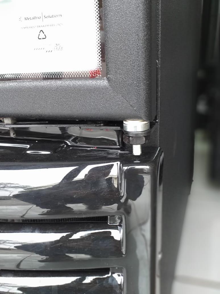 CERVEJEIRA METALFRIO DUPLA EXPOSITORA DIGITAL 1100 LITROS REFORMADA 220V FR1100CE