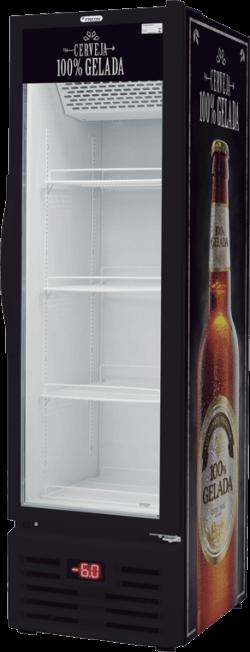 Cervejeira Fricon 431 Litros Brutos Expositora VCFC 431 V-110v