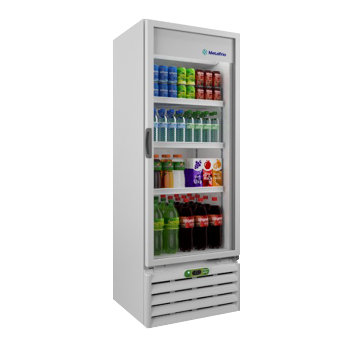 REFRIGERADOR EXPOSITOR METALFRIO 406 LITROS VB40RE 110V