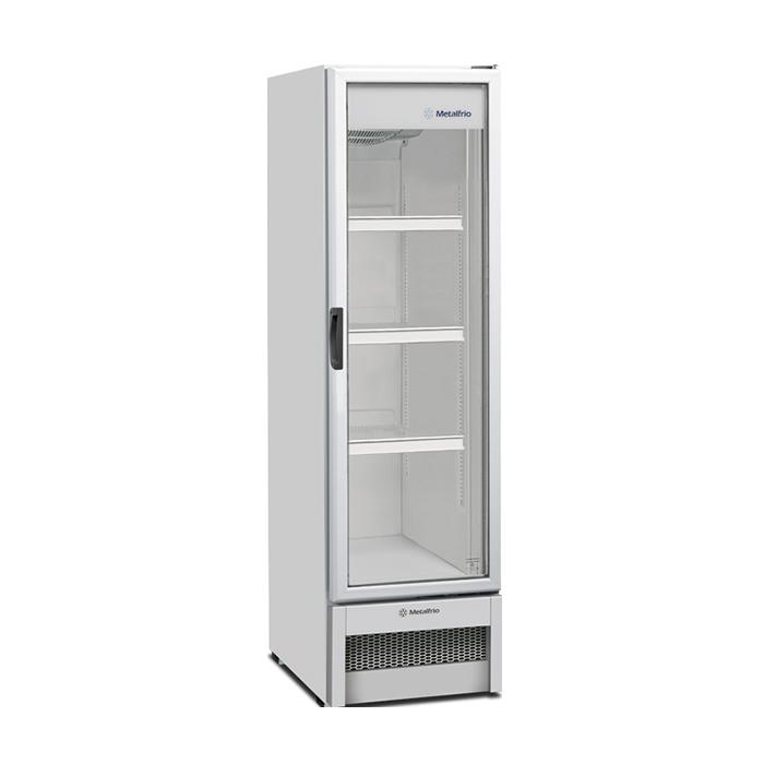 Refrigerador slim 324 litros Metalfrio reformada 220v