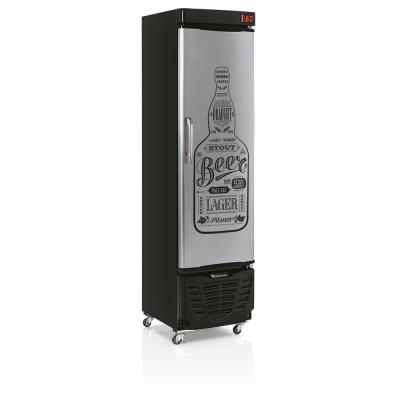 Cervejeira Porta Cega Slim Gelopar 230 litros GRBA-230E GW-110v
