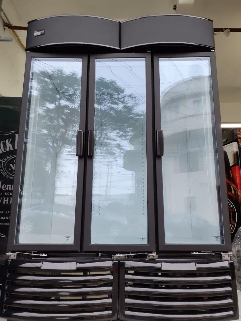 Cervejeira 3 portas metalfrio expositora reformada FR1200CE3P 220v