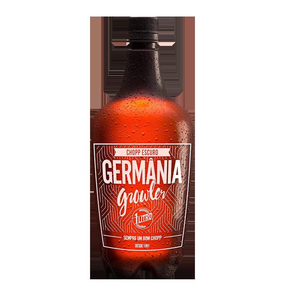 Chopp Growler Escuro 1 Litro Germânia