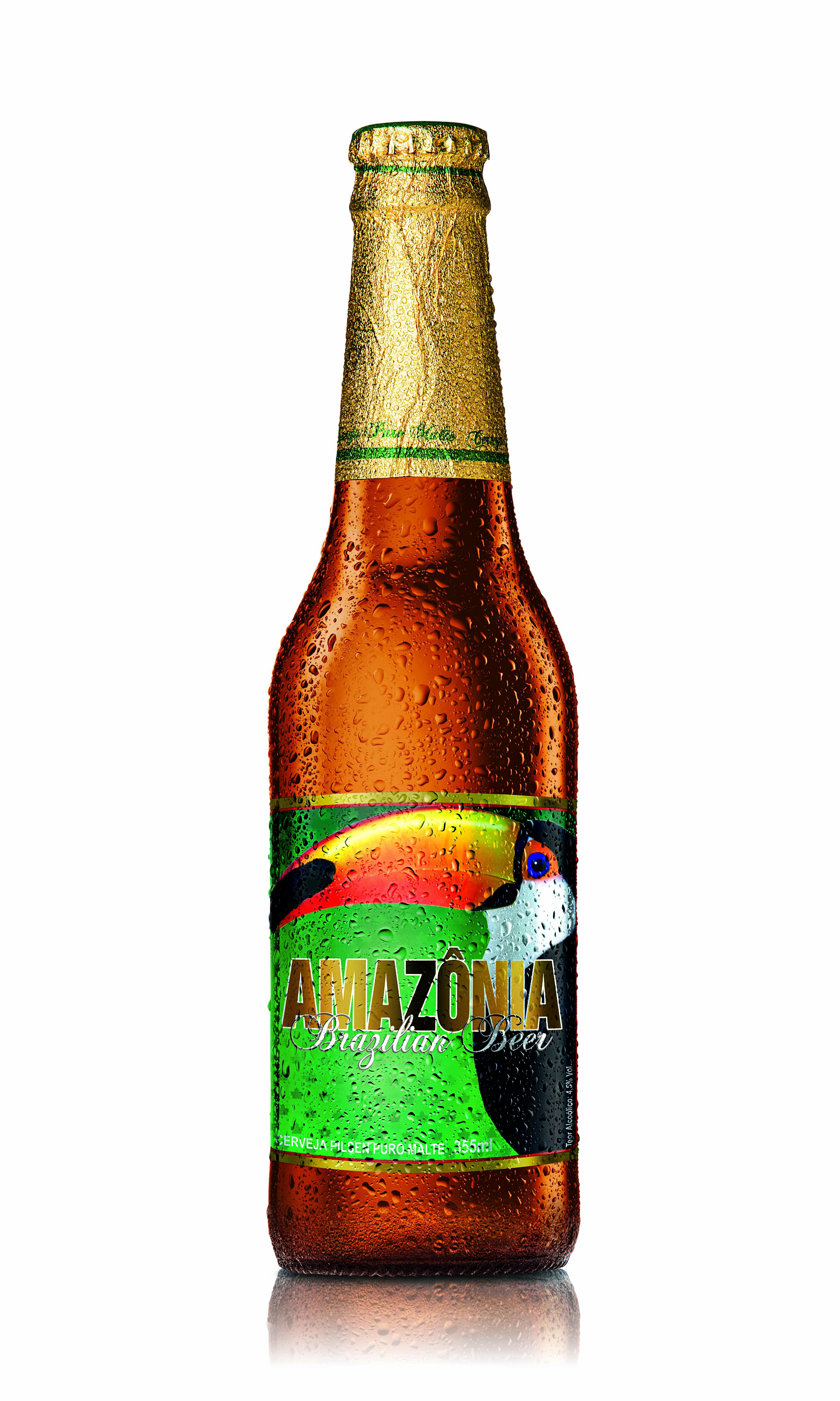 Amazonia Brazilian Beer