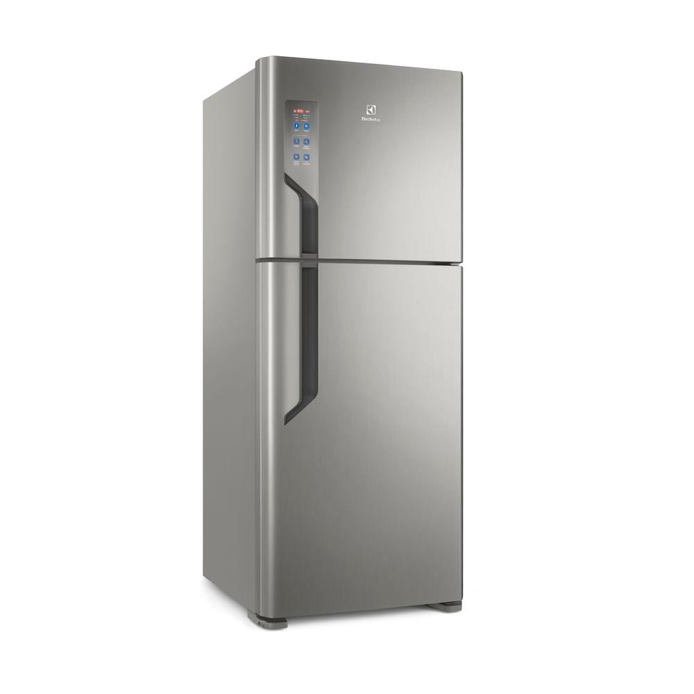 Refrigerador Electrolux Frost Free 431L Platinum 127V (TF55S) Refurbished