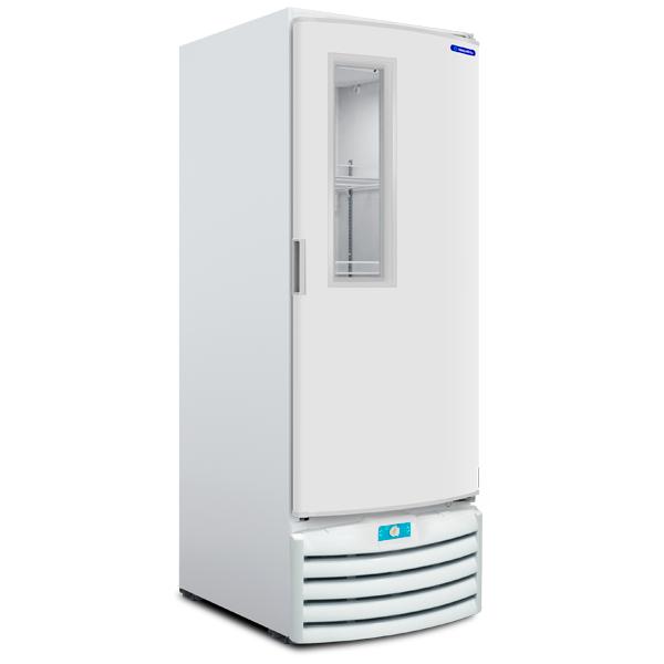Conservador e Freezer Vertical (Dupla Ação) Metalfrio Porta com Visor – 539 Litros VF55