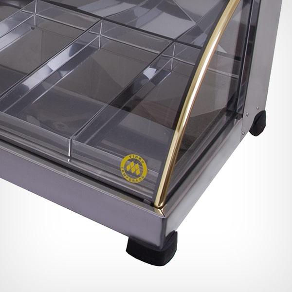 Estufa Curva – Linha Suprema - geladeirasecervejeiras.com.br