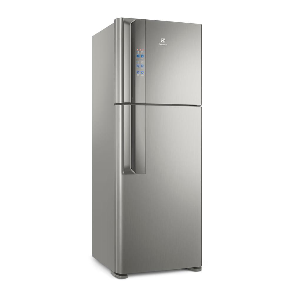 Refrigerador Electrolux Frost Free 474L Platinum 127V (DF56S) Refurbished