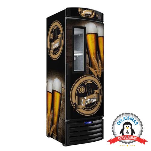 Cervejeira Metalfrio 431 Litros VN44FL