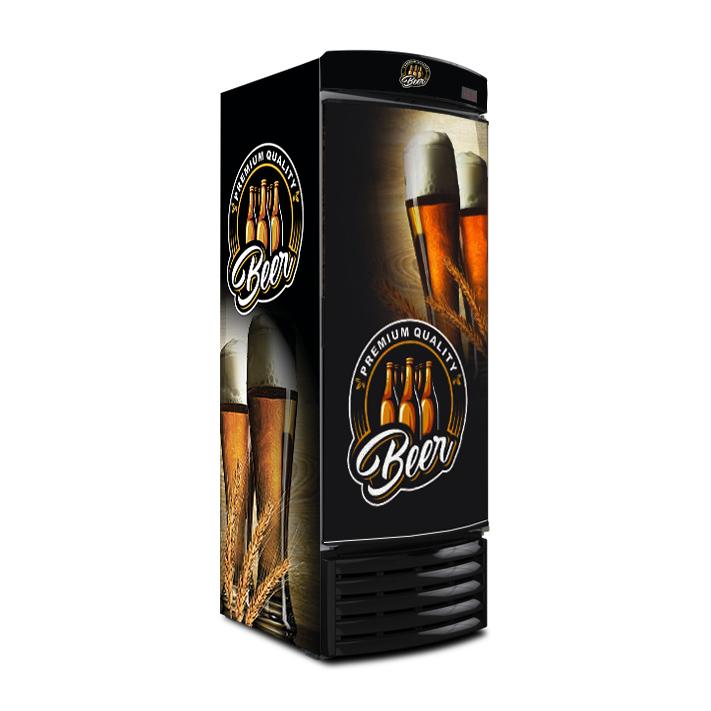 Cervejeira Metalfrio Reformada 572 litros VN50C