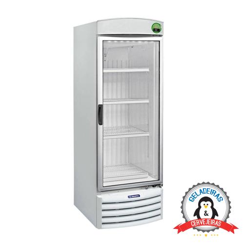 Expositor/Refrigerador Vertical, Porta De Vidro, Vb52re Metalfrio
