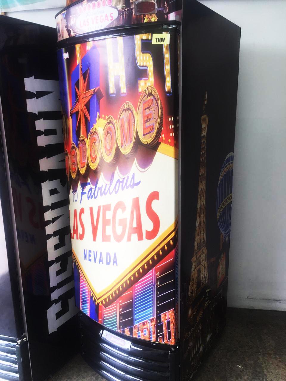 Metalfrio Personalização Las Vegas ( Reformado ) VN50