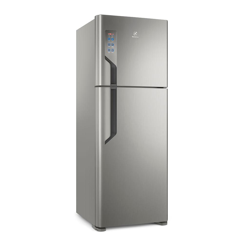 Refrigerador Electrolux Frost Free 474L Platinum 127V (TF56S) Refurbished