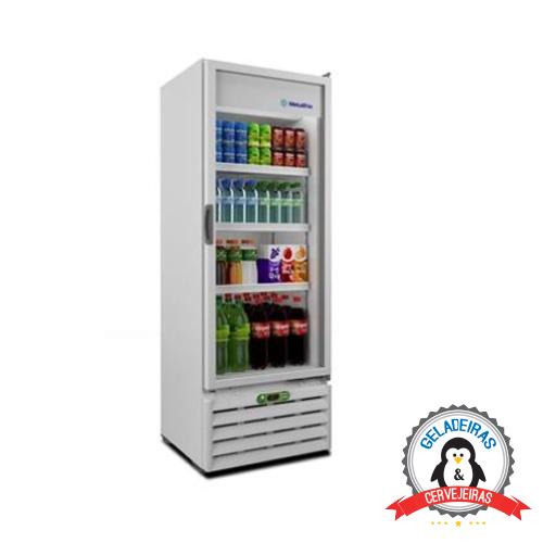 Refrigerador Porta De Vidro 406l Vb40r – Metalfrio