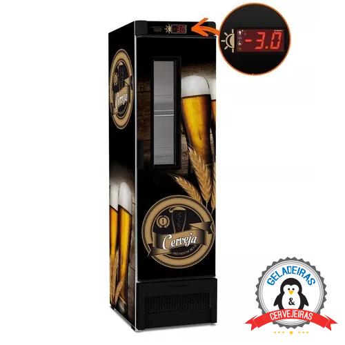 Cervejeira Metalfrio 324 litros VN28FE