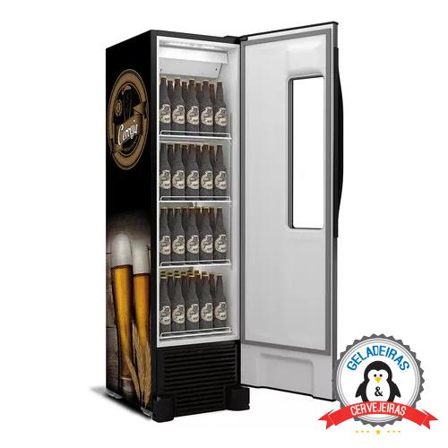 Cervejeira Metalfrio 324 litros VN28FE - geladeirasecervejeiras.com.br