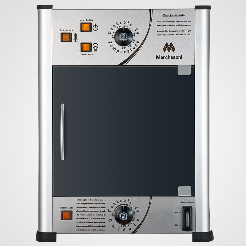 Estufa Tripla 12 Bandejas Linha Premium Vapor - geladeirasecervejeiras.com.br