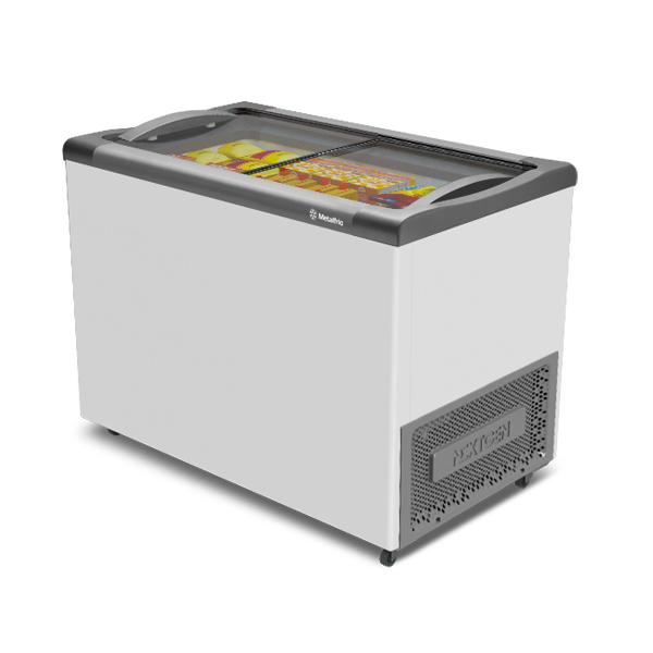 Freezer Expositor Horizontal – 230 Litros - geladeirasecervejeiras.com.br