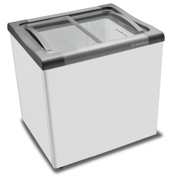 Freezer Expositor Horizontal – 144 Litros - geladeirasecervejeiras.com.br