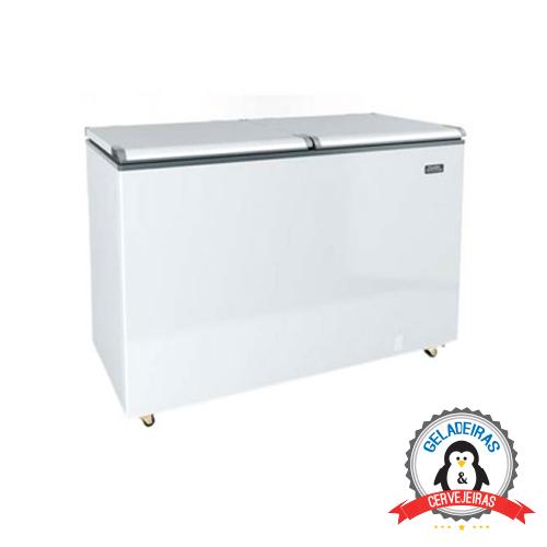 Freezer Horizontal Esmaltec EFH500 branco