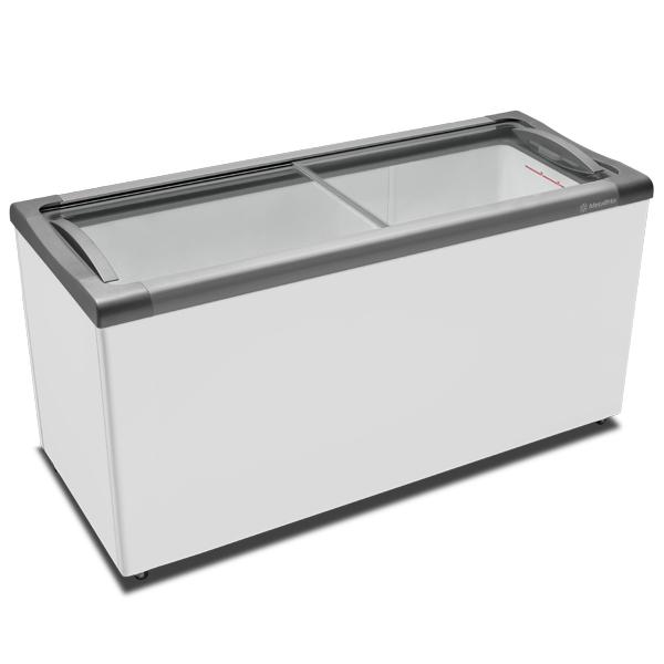 Freezer Expositor Horizontal – 404 Litros