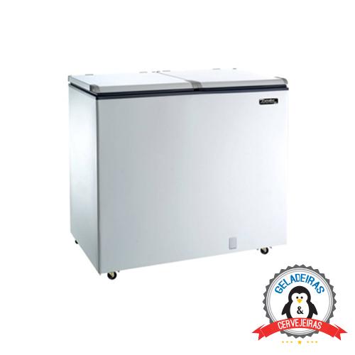 Freezer Esmaltec Horizontal EFH350