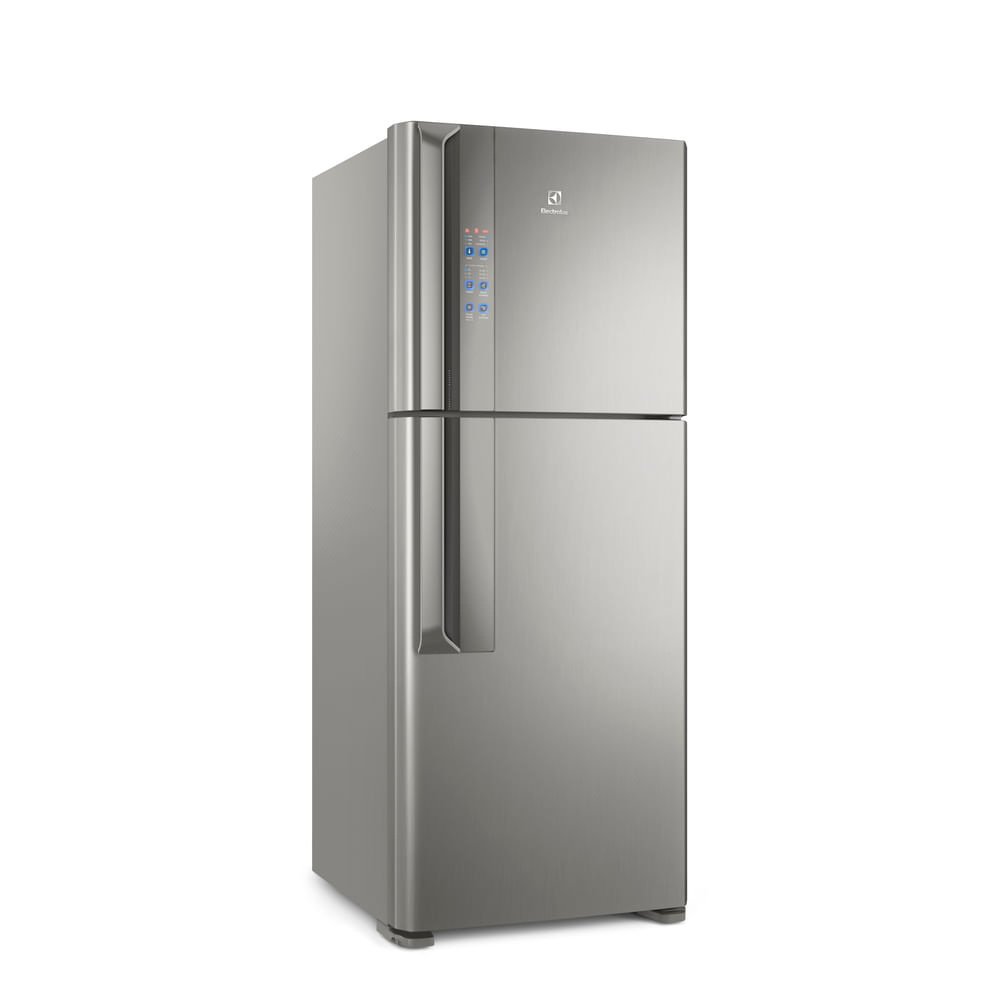 Refrigerador Electrolux Frost Free 431L Platinum 127V (IF55S) Refurbished
