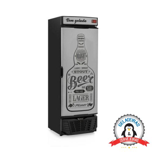 Cervejeira Gelopar GRBA450GW