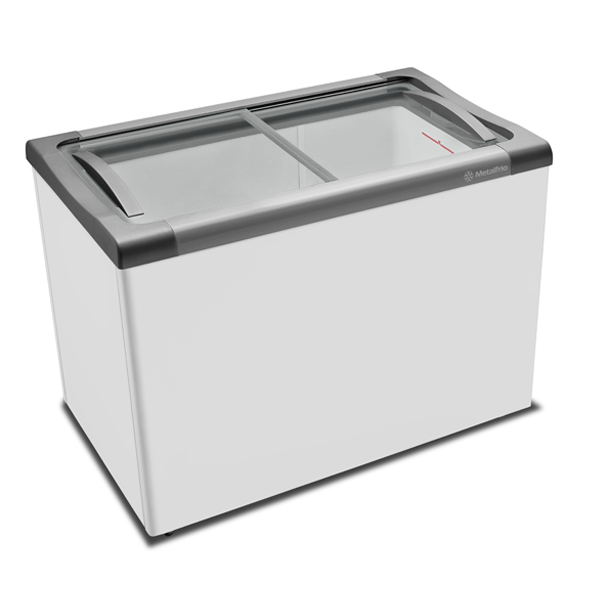 Freezer Expositor Horizontal – 230 Litros