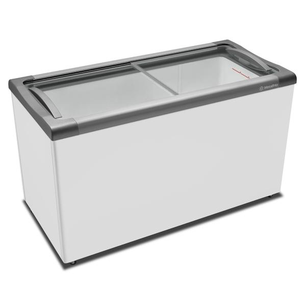 Freezer Expositor Horizontal – 318 Litros