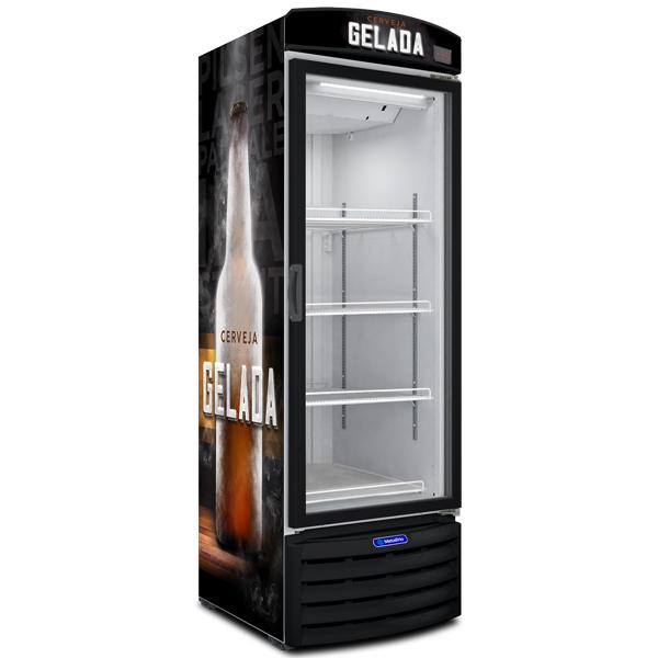 Cervejeira Expositora – 387 Litros - geladeirasecervejeiras.com.br