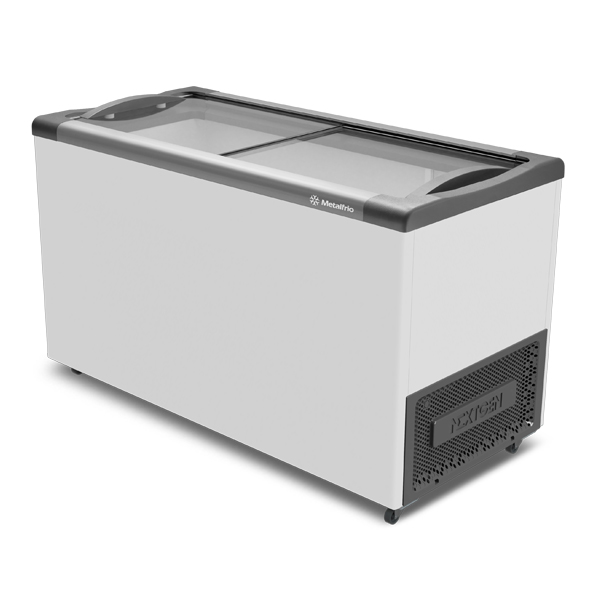 Freezer Expositor Horizontal – 318 Litros - geladeirasecervejeiras.com.br