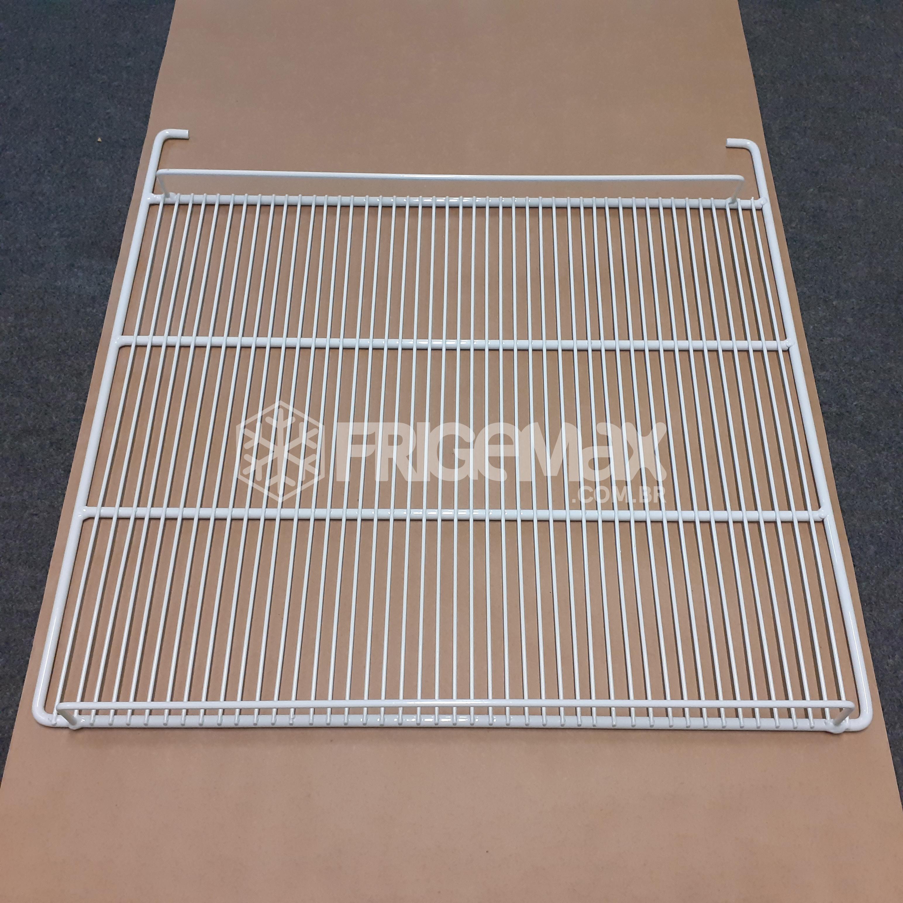 Prateleira Metalfrio 58x56cm c/ 4 suporte (Modelos VB99, VN99)