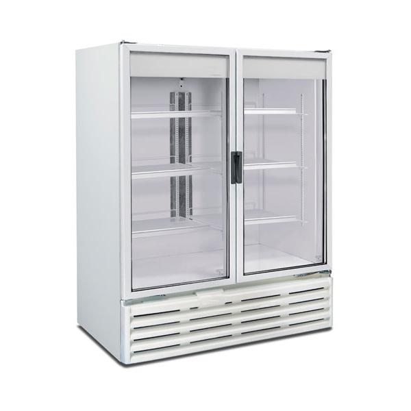 Refrigeradora Metalfrio Dupla Expositora 1100 Litros Recondicionada FR1100RE