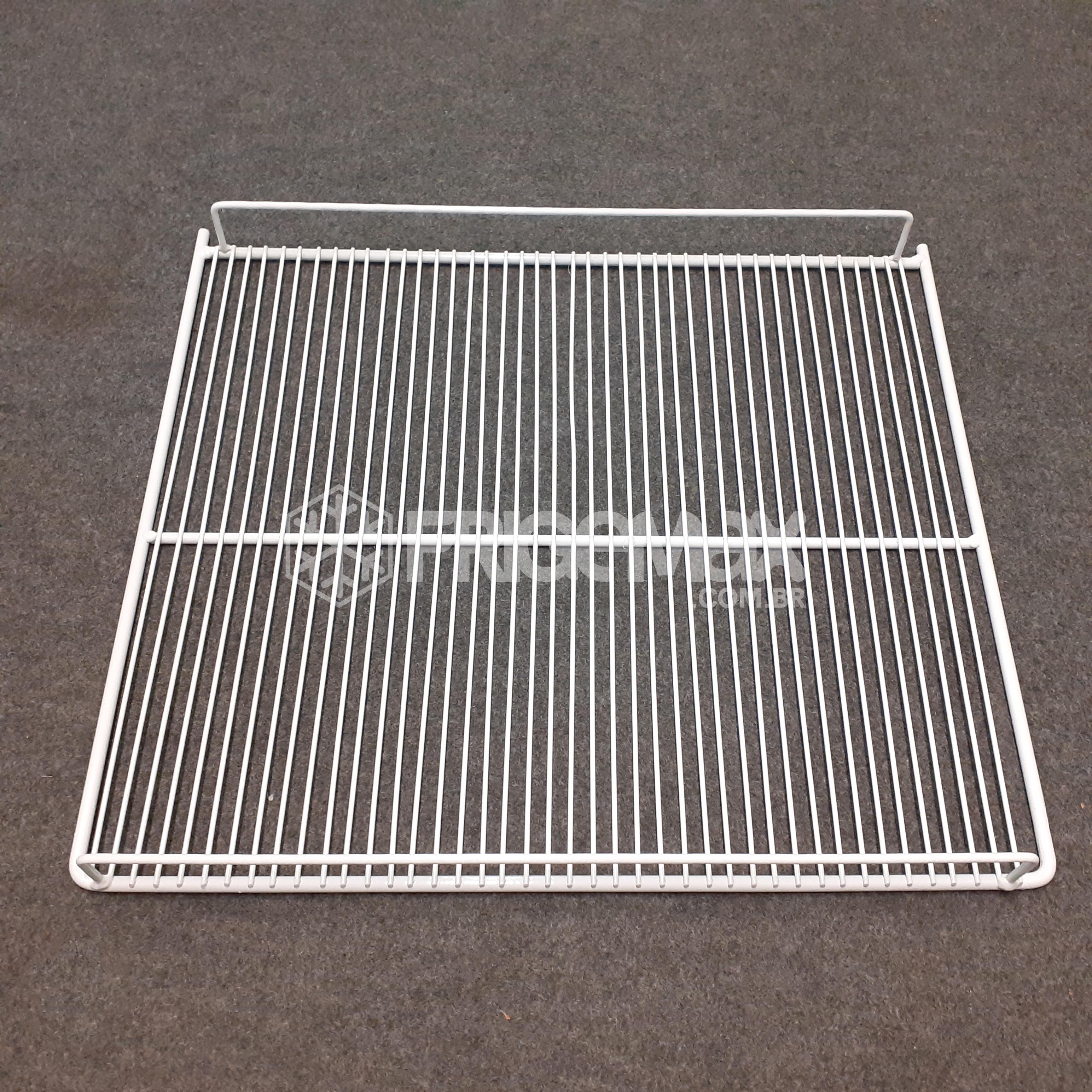 Prateleira Metalfrio 54x46cm c/ 4 suporte (VB40, VB43)