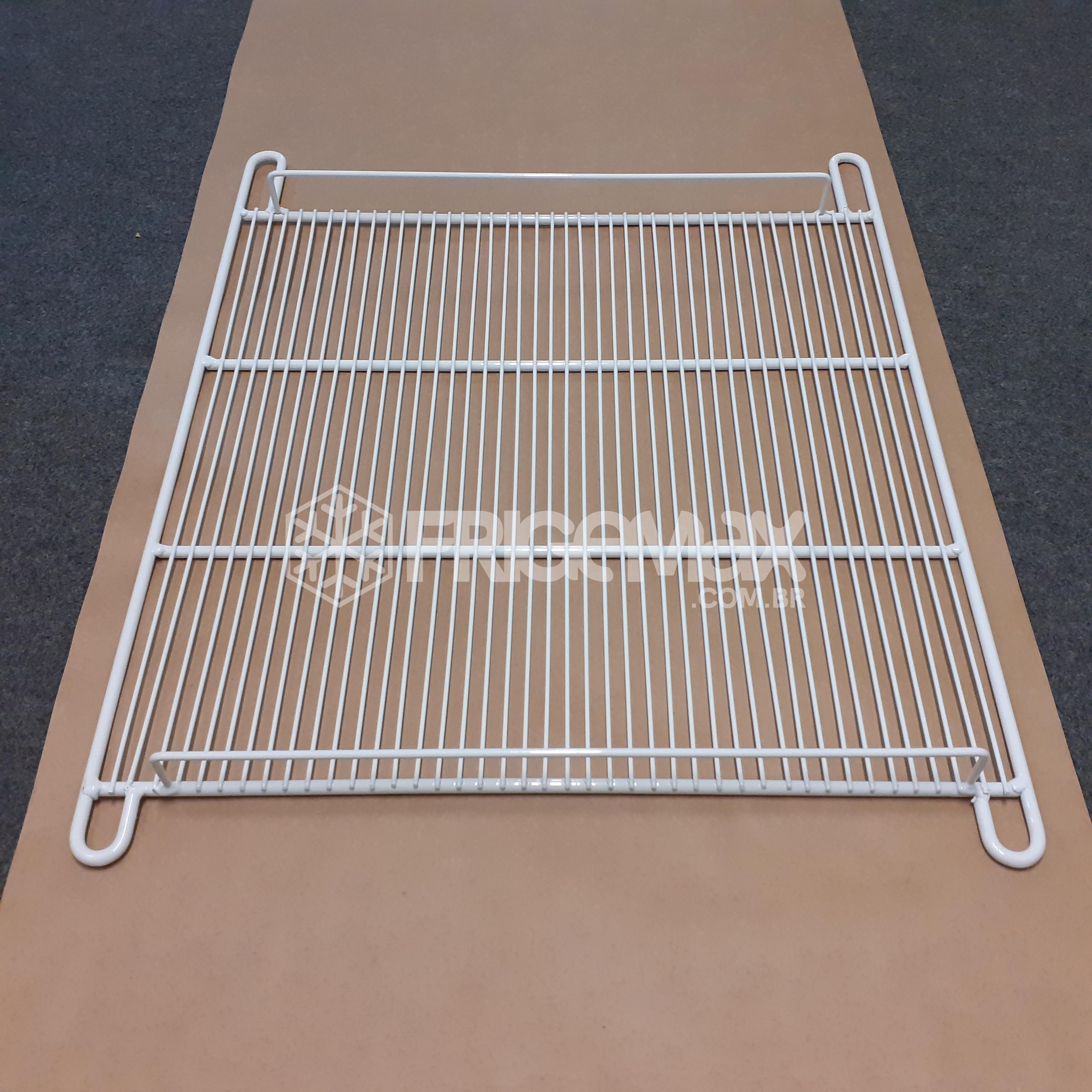 Prateleira Metalfrio 54x64cm c/ 4 suporte (Modelo VF56, VF55)