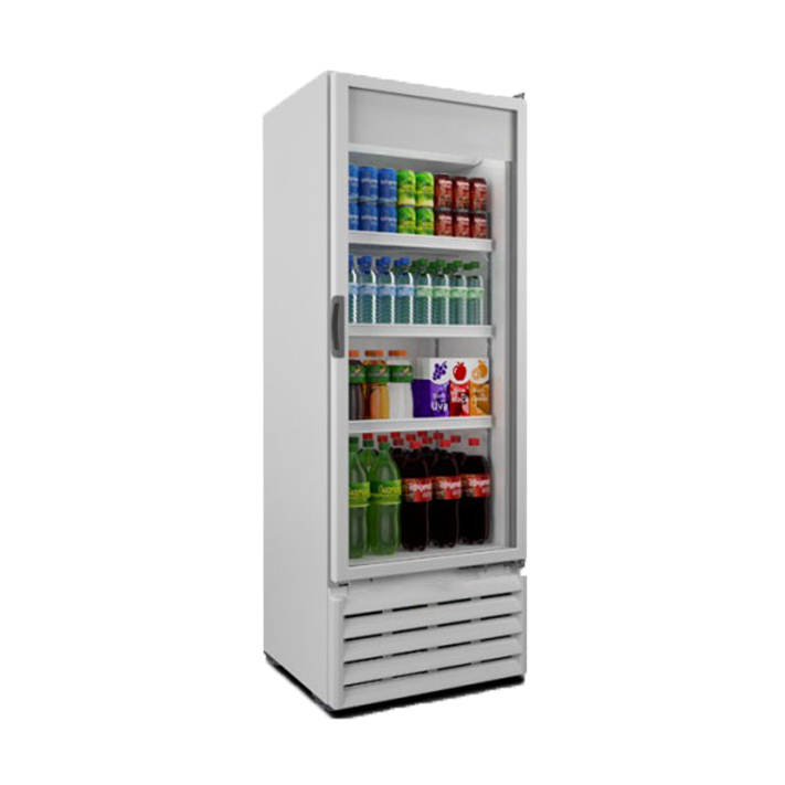 Refrigerador Metalfrio Expositor 406 Litros Recondicionada FR406RE